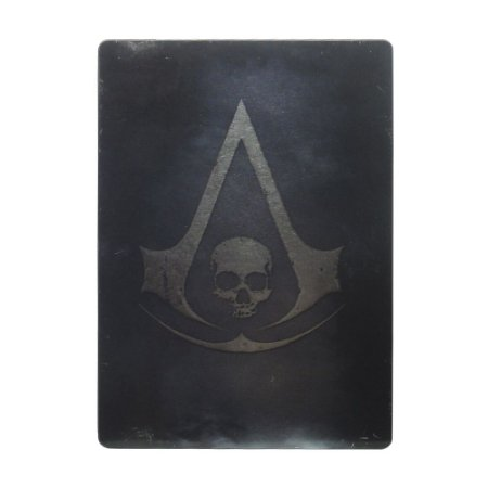 Jogo Assassin's Creed IV: Black Flag (SteelCase) - PS3