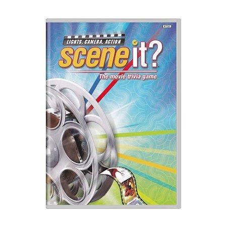 Jogo Scene It? Lights, Camera, Action - Xbox 360