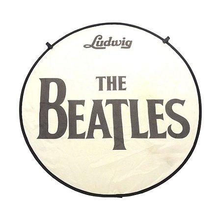 Tampão de Bumbo de Bateria - Beatles