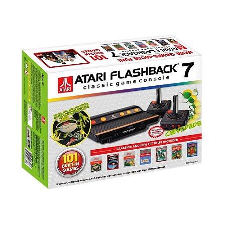 Console Atari Flashback 7 Classic + 101 Jogos