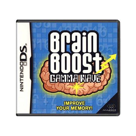 Jogo Brain Boost: Gamma Wave - DS