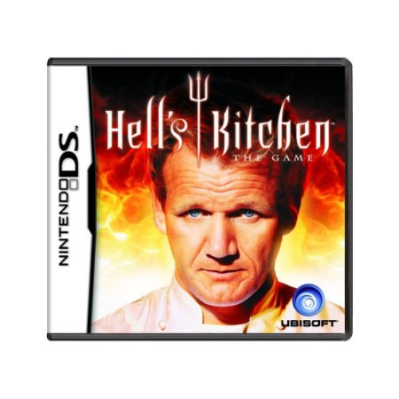 Jogo Hell's Kitchen: The Game - DS