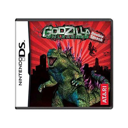 Jogo Godzilla Unleashed: Double Smash - DS