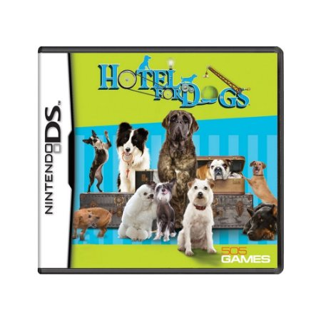 Jogo Hotel for Dogs - DS