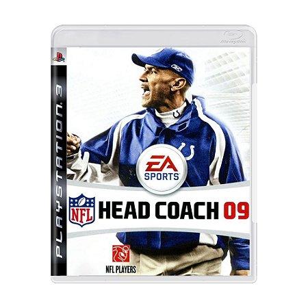 Jogo NFL Head Coach 09 - PS3