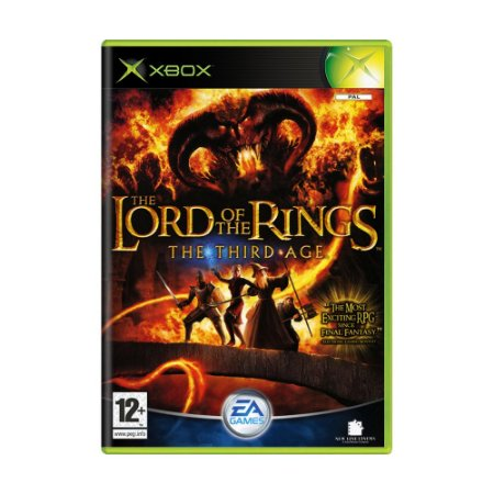 Jogo The Lord of the Rings: The Third Age - Xbox (Europeu)