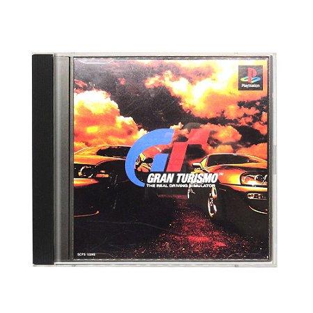 Jogo Gran Turismo - PS1 (Japonês)