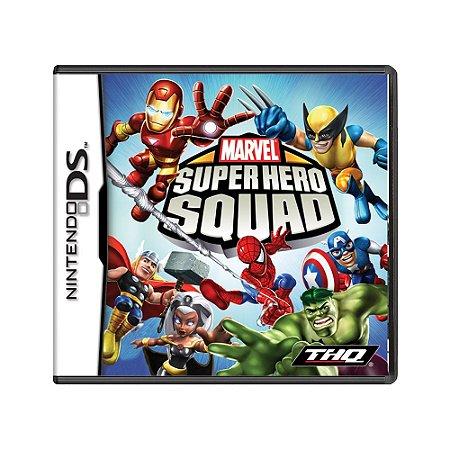 Jogo Marvel Super Hero Squad - DS