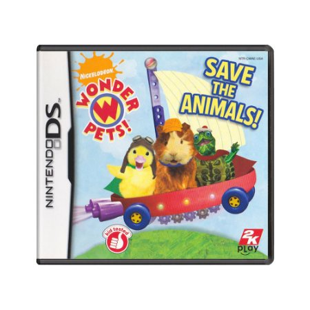 Jogo The Wonder Pets!: Save the Animals! - DS