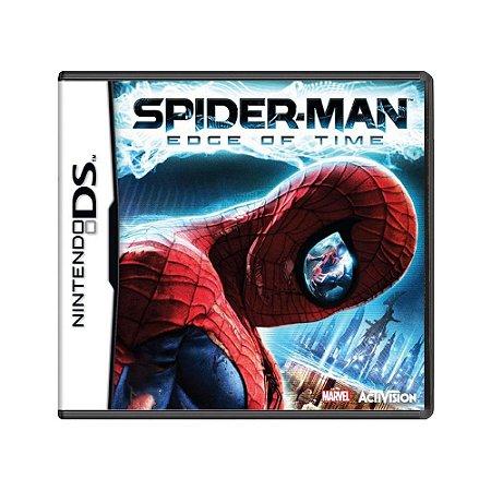 Jogo Spider-Man: Edge of Time - DS