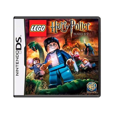 Jogo LEGO Harry Potter: Years 5-7 - DS