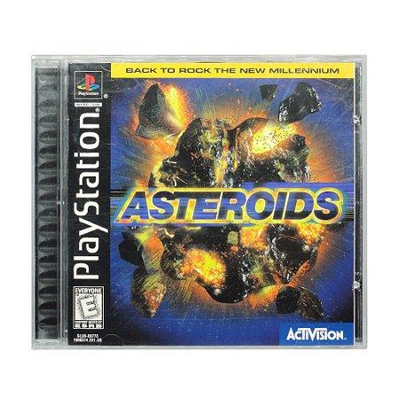Jogo Asteroids - PS1