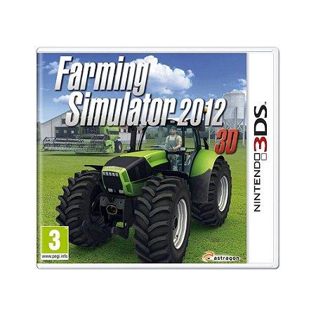 Jogo Farming Simulator 2012 - 3DS (Europeu)