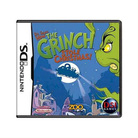 Jogo Dr. Seuss: How the Grinch Stole Christmas! - DS