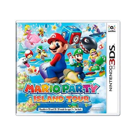Jogo Mario Party: Island Tour - 3DS