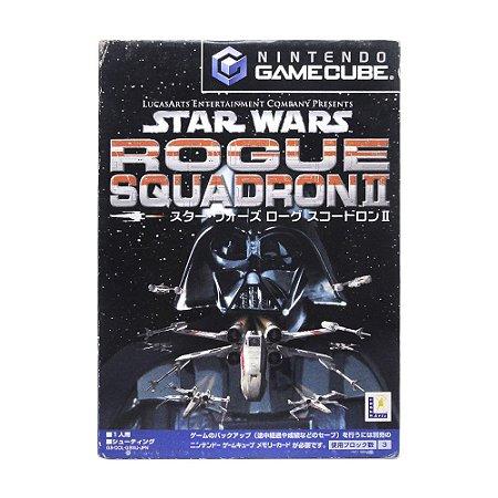 Jogo Star Wars: Rogue Squadron II - Rogue Leader - GameCube (Japonês)