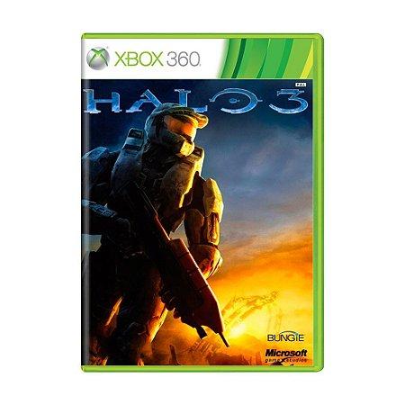 Jogo Halo 3 - Xbox 360 (Apenas Multiplayer)
