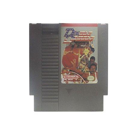 Jogo Double Dribble - NES