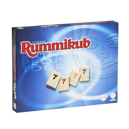 Jogo de Tabuleiro Rummikub - Grow