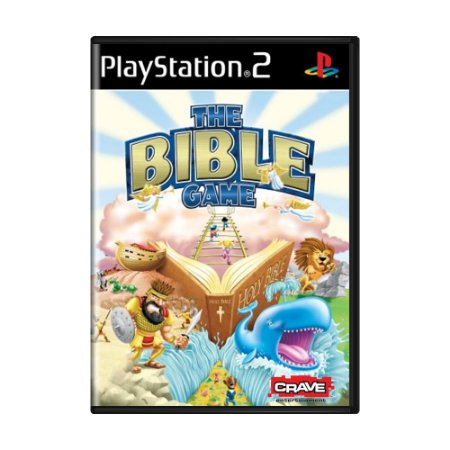 Jogo The Bible Game - PS2