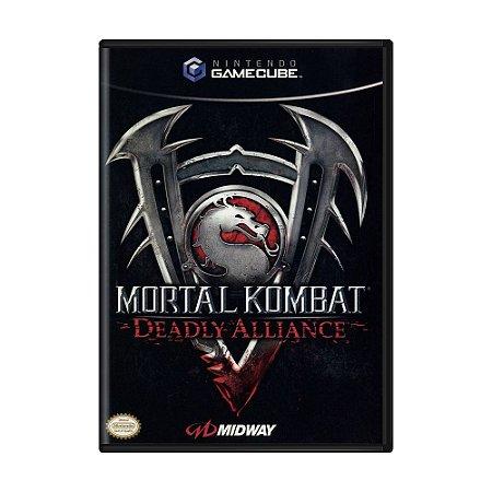 Jogo Mortal Kombat: Deadly Alliance - GameCube