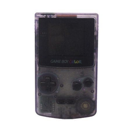 Console Game Boy Color Roxo Transparente - Nintendo