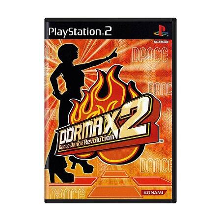 Jogo DDRMAX2: Dance Dance Revolution - PS2