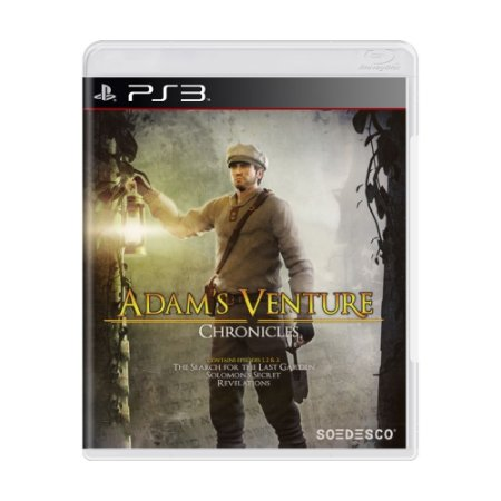 Jogo Adam's Venture Chronicles - PS3