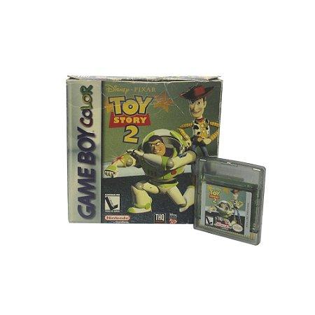 Jogo Toy Story 2: Buzz Lightyear para o Resgate - GBC