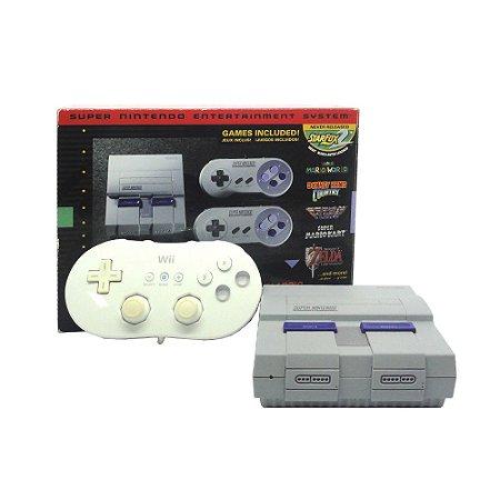 Console SNES Classic Edition - Nintendo