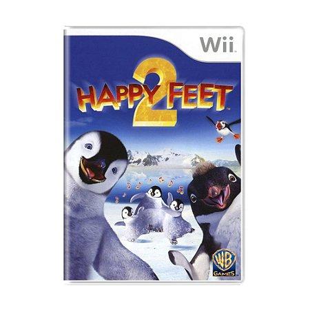 Jogo Happy Feet 2 - Wii