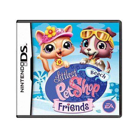 Jogo Littlest Pet Shop: Beach Friends - DS