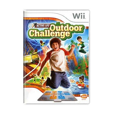 Jogo Active Life: Outdoor Challenge - Wii