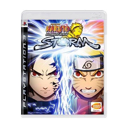 Jogo Naruto: Ultimate Ninja Storm - PS3