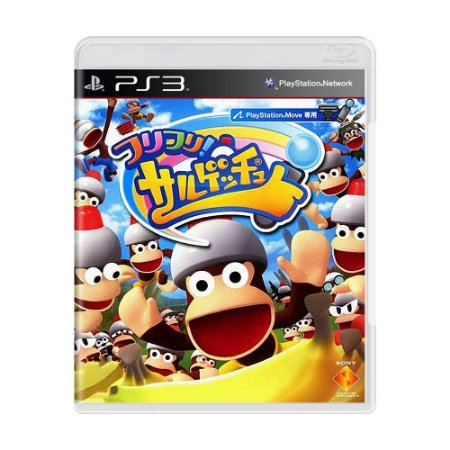 Jogo PlayStation Move Ape Escape - PS3
