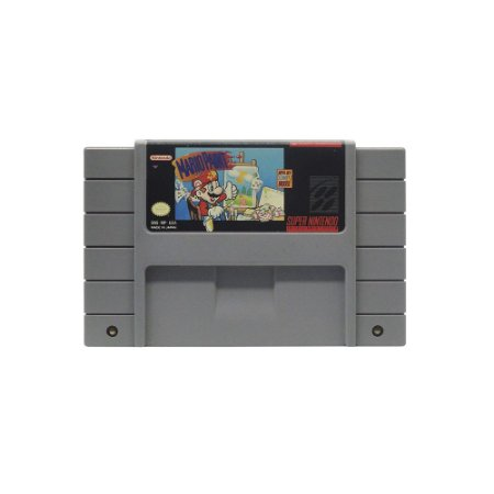 Jogo Mario Paint - SNES