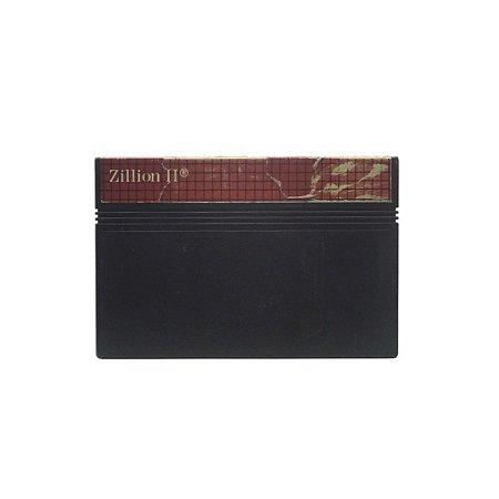 Jogo Zillion II - Master System
