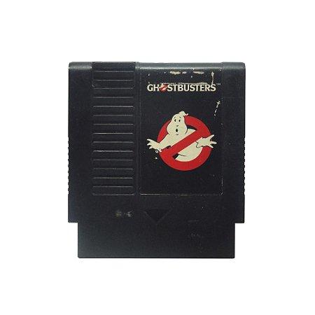 Jogo Ghostbusters - NES