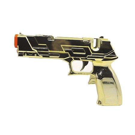 Pistola Dourada - Wii