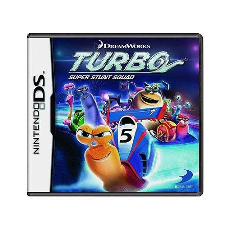 Jogo Turbo: Super Stunt Squad - DS