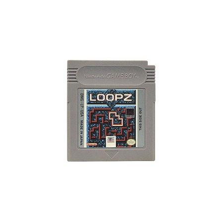 Jogo Loopz - GBC