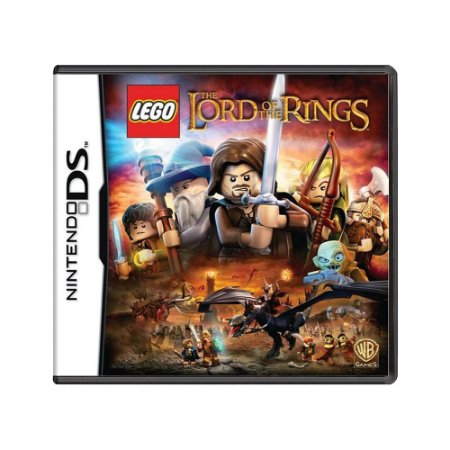 Jogo LEGO The Lord of the Rings - DS