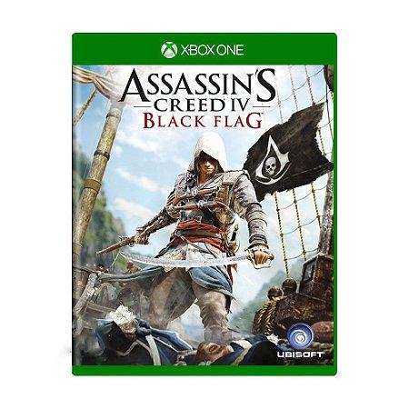 Jogo Assassin's Creed IV: Black Flag - Xbox One