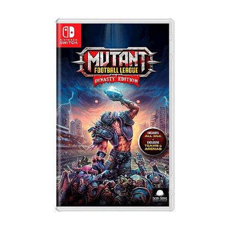 Jogo Mutant Football League (Dynasty Edition) - Switch