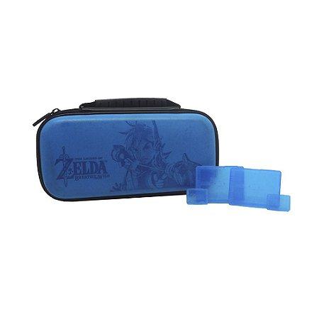 Case Protetora The Legend of Zelda: Breath of the Wild para Nintendo Switch