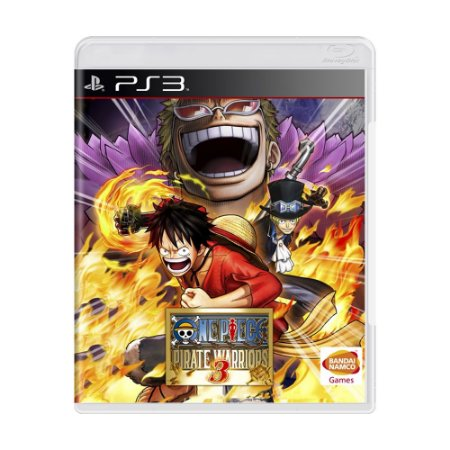 Jogo One Piece: Pirate Warriors 3 - PS3