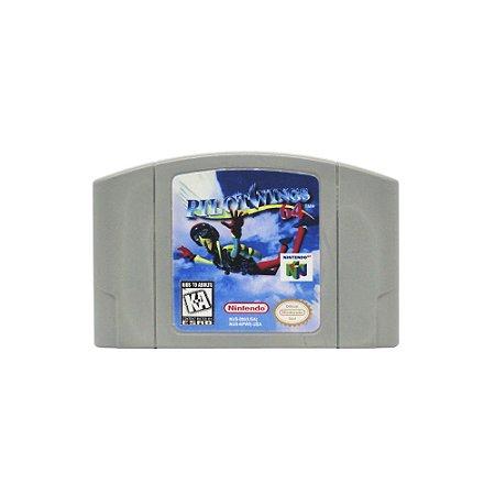 Jogo Pilotwings - N64 (Relabel)