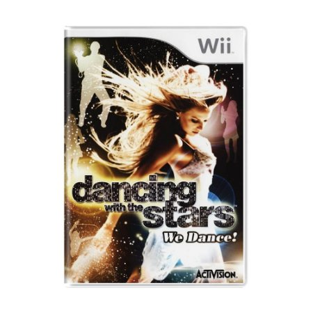 Jogo Dancing With the Stars: We Dance! - Wii