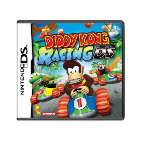 Jogo Diddy Kong Racing DS - DS