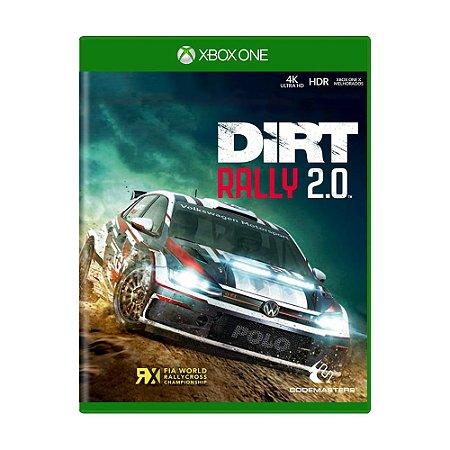 Jogo DiRT Rally 2.0 - Xbox One